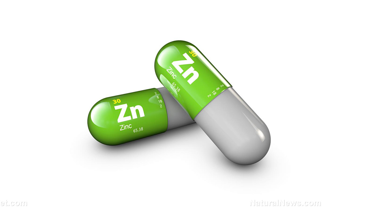 Image: Can zinc help fight COVID-19?