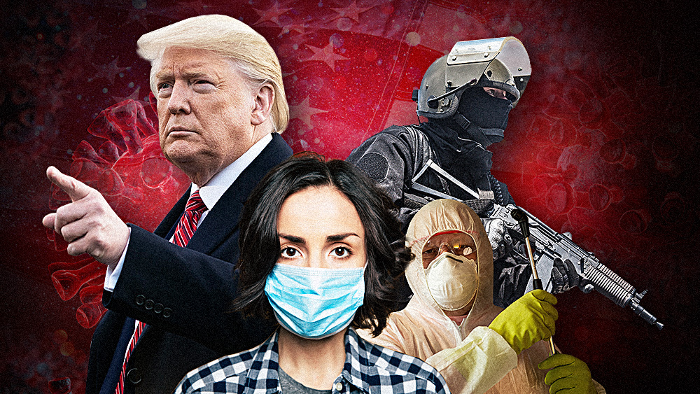 Image: Dear President Trump: To save America, you must ignore the disinformation from your own supporters who are ignorant about infectious disease