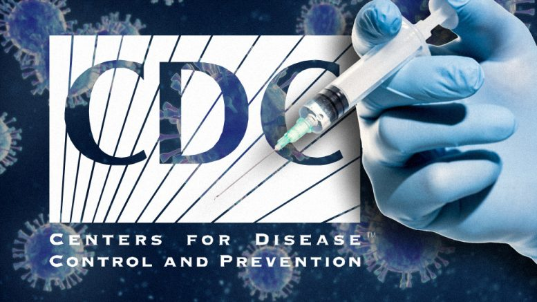"""Top CDC official says """"get rid of all the whites in the United States"""" to force vaccines on everyone else"""