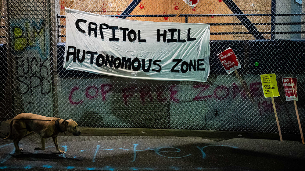 Image: Antifa occupation of Seattle could be just the beginning of a far worse scenario across the U.S.