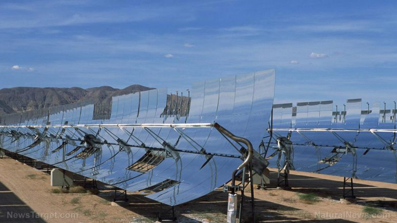Communist China has already invaded the USA, stationed troops disguised as security at solar plant farms, says analyst