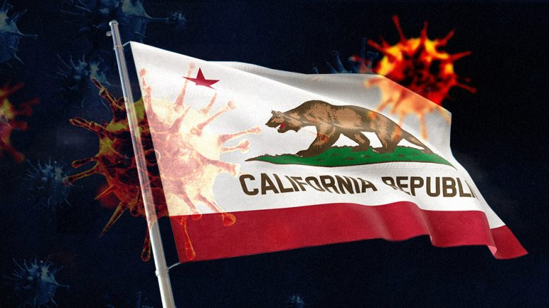 California now less than 90 days away from financial collapse..