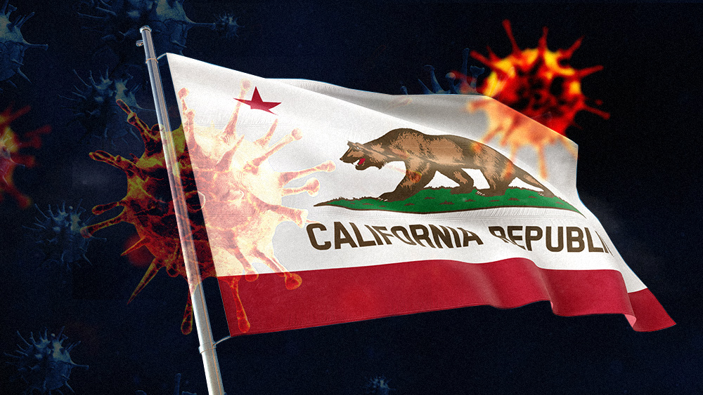 Image: California now less than 90 days away from financial collapse… ANARCHY to follow