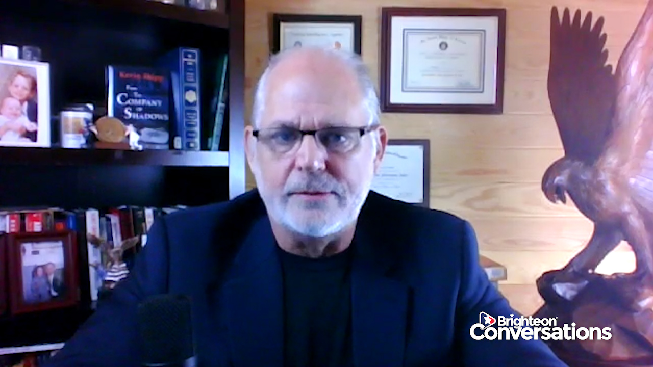 Image: INTERVIEW: Former CIA officer Kevin Shipp sounds off on the shadow government, exotic space weapons and covert budgets