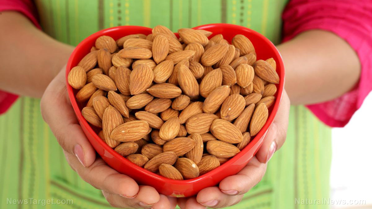 Image: Nuts, good fats and heart health: Eating nuts twice a week lowers heart attack and stroke risk