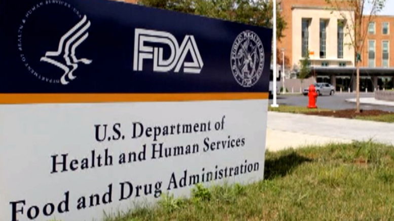 People everywhere are dying because the corrupt FDA won't let them have hydroxychloroquine