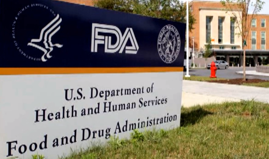 Image: People everywhere are dying because the corrupt FDA won't let them have hydroxychloroquine
