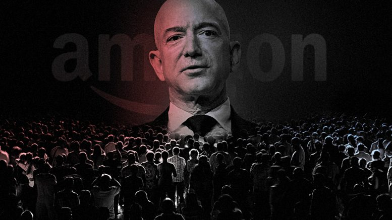 Jeff Bezos caught trying to hire SPIES to surveil Amazon, Whole Foods employees