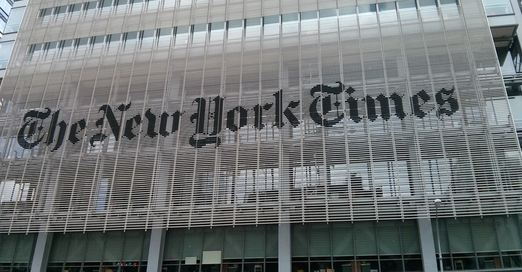 Image: Treason? New York Times calls for U.N. takeover of America
