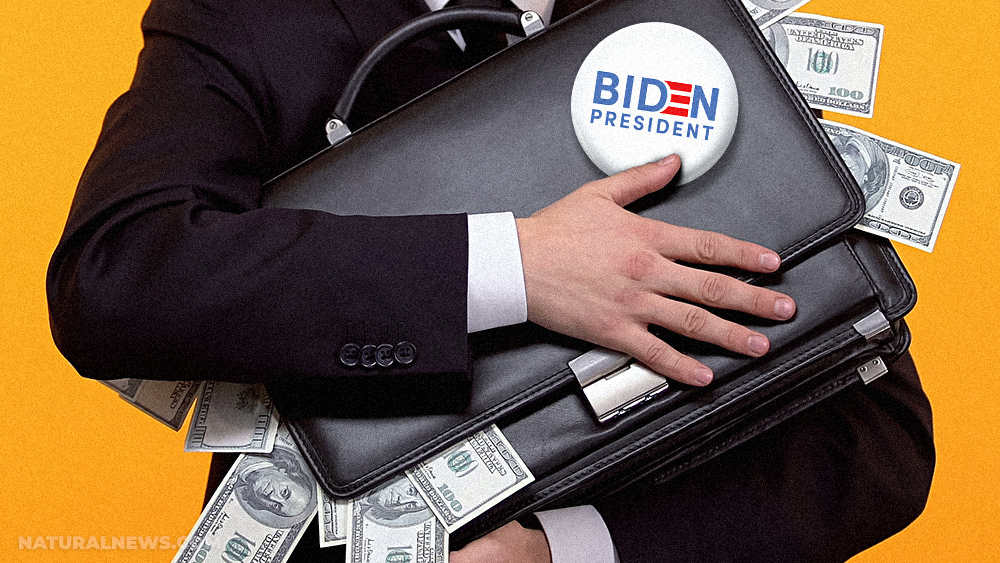 Image: CYBER COUP: Investigation underway – Dominion Voting Systems (with ties to high level Democrats) repeatedly glitched in favor of Biden