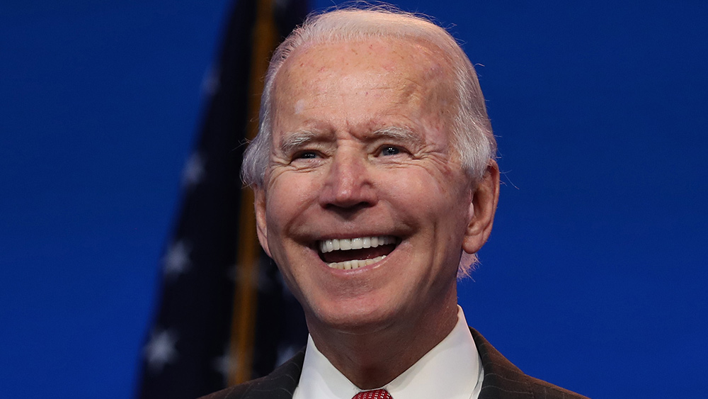 Image: Joe Biden may not be installed in the White House, suggests DNI John Ratcliffe