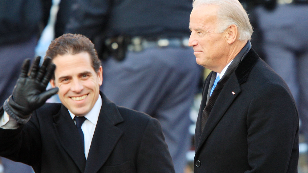 Image: Smoking gun email from Hunter Biden proves that daddy Joe was in on the China deals