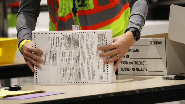 Is Wisconsin on the verge of decertifying its election results?