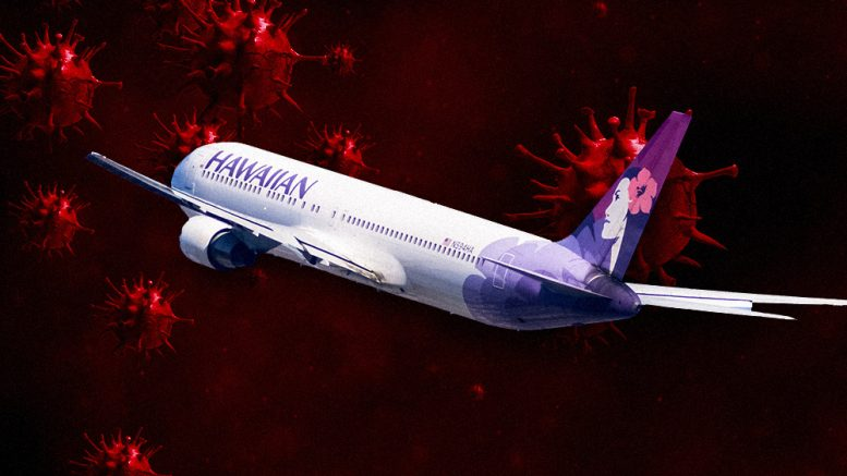 The CDC now telling airlines who to DENY boarding privileges so the vaccine industry can determine who gets to fly