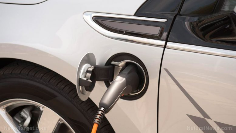 """GM spokesperson Kristin Zimmerman admits 95% of """"clean"""" energy to charge electric cars comes from COAL"""