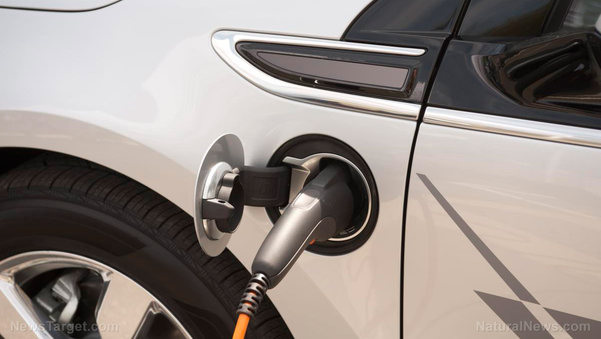 "Image: GM spokesperson Kristin Zimmerman admits 95% of ""clean"" energy to charge electric cars comes from COAL"