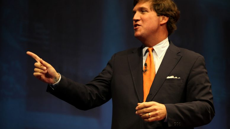 Tucker Carlson is RIGHT to question the dogma surrounding Covid-19 vaccines