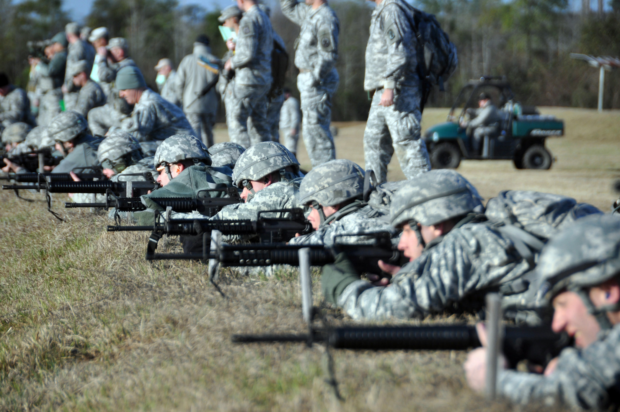 Image: WOKE CULT: Pentagon officials now say pregnant female soldiers will LEAD America's national defense