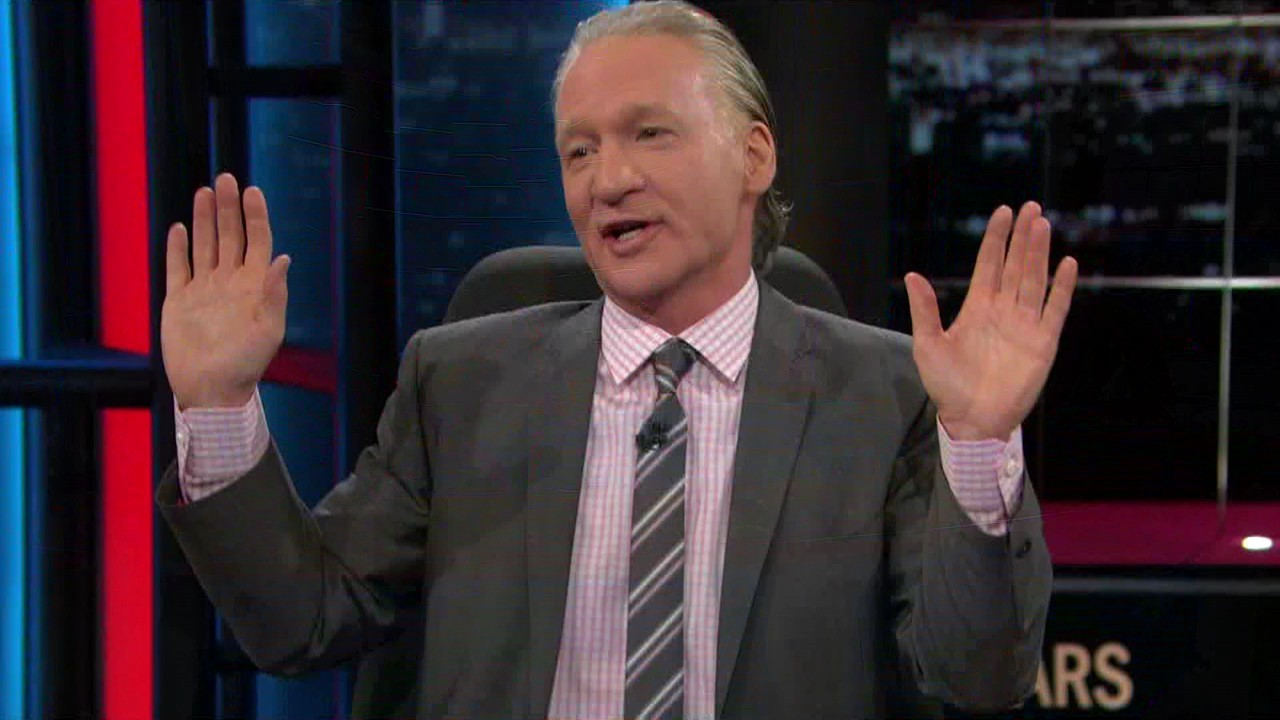Image: Bill Maher slams fellow liberals for Covid ignorance