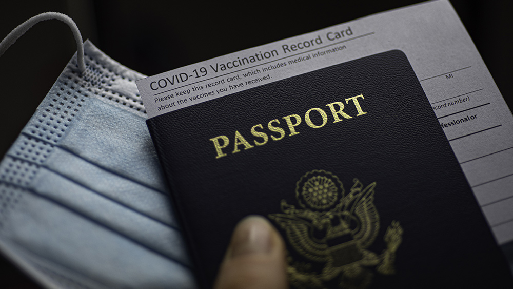 """Image: Church leaders warn that vaccine passports are """"most dangerous policy proposal ever made"""""""