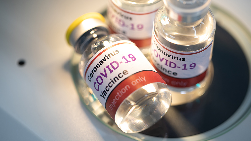 """Image: Covid-19 injections are spreading new """"variants"""" of coronavirus"""