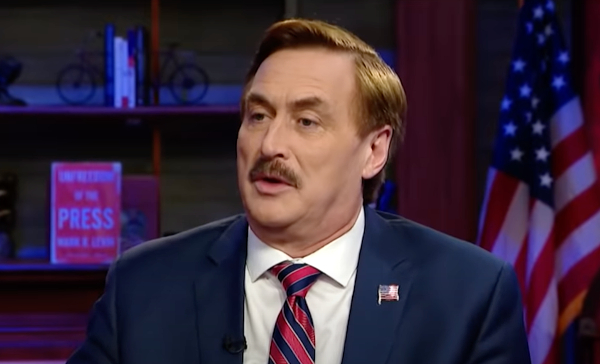 MyPillow CEO Mike Lindell countersues Dominion Voting Systems for $1
