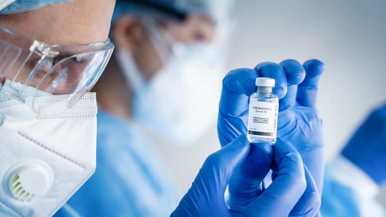 """Connecticut form requires health care professionals to sign away their lives saying """"I voluntarily assume full responsibility for any reactions"""" caused by covid vaccines"""