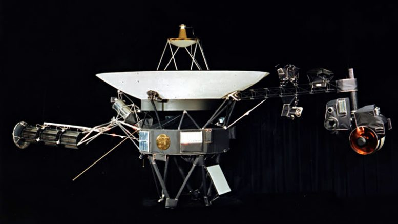 """NASA's Voyager 1 discovers mysterious """"hum"""" outside the solar system"""