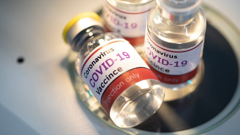 """Scottish mom's legs turn into a pair of """"giant blisters"""" after first dose of AstraZeneca's coronavirus vaccine"""