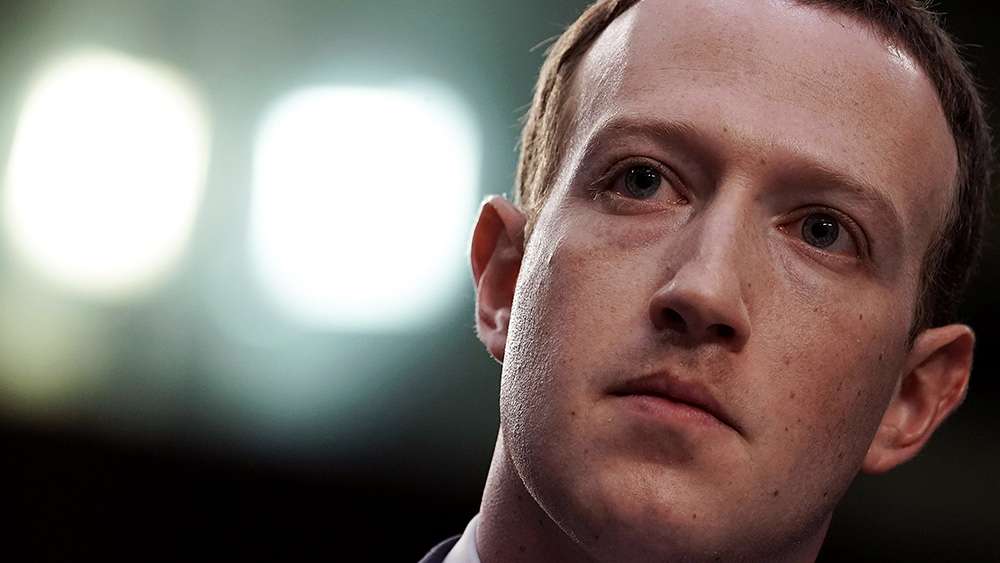 Image: Fauci emails show clear collusion with Facebook CEO Mark Zuckerberg