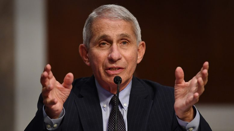 Fauci threatened the careers of scientists who publicly supported the coronavirus lab leak theory
