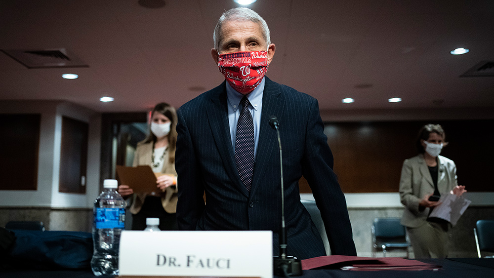Image: Dr. David Martin: Daszak and Fauci committed acts of domestic terrorism with coordinated release of covid bioweapons