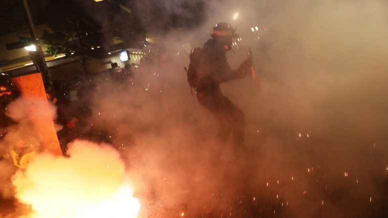 South Africa riots shutter oil refinery and burn power facility, a reminder of what's coming to America following engineered food scarcity and financial turmoil