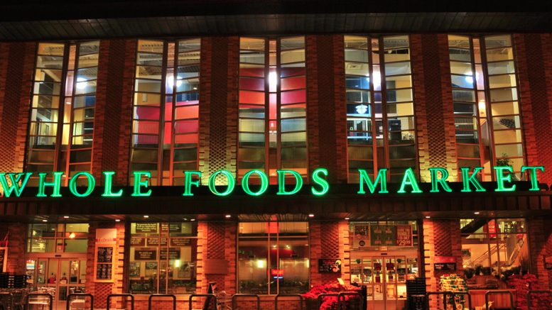 Whole Foods to roll out Mark of the Beast biometric palm scanning payment technology across its U.S