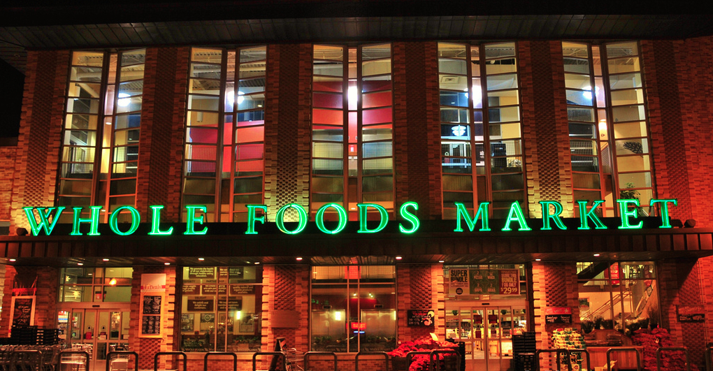 Image: Whole Foods to roll out Mark of the Beast biometric palm scanning payment technology across its U.S. stores