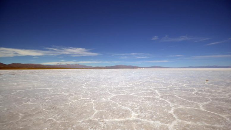 Megadrought brings Great Salt Lake water levels to all-time low..