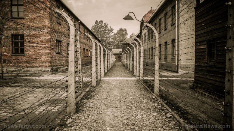 Second Holocaust? CDC covid camps have no plans to allow healthy people to leave