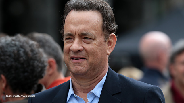 """Tom Hanks' son: """"I am never getting the vaccine!"""""""
