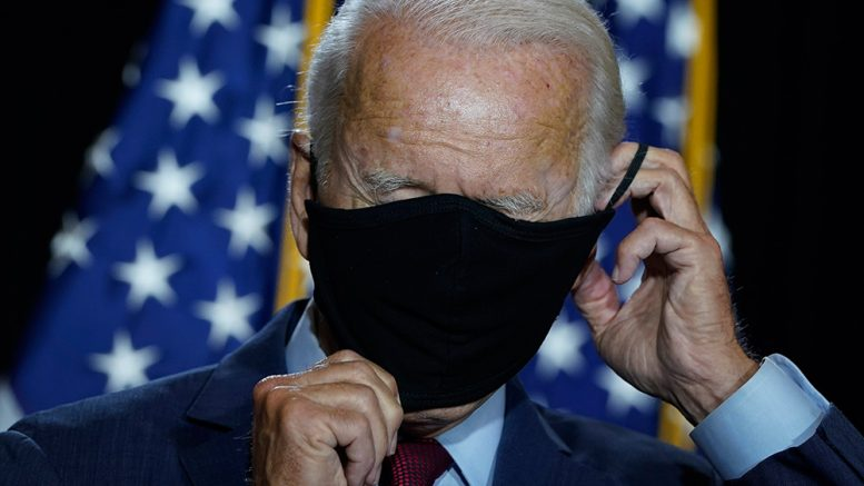 """Biden condemns millions of federal workers and contractors to DIE via covid """"vaccines"""" that still aren't even approved by the FDA"""