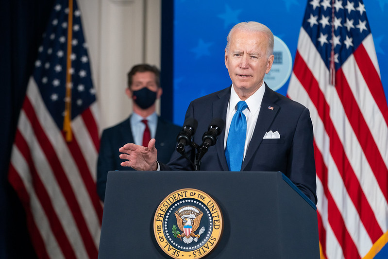 Image: LIARS and CROOKS: Dictator Biden and the CDC's Walensky once promised there would be NO MANDATES